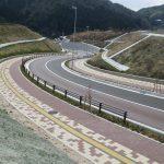 小方20号線道路改築工事 / 平成24年 2月