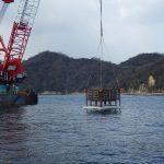 阿多田地区水産基盤整備工事 / 平成27年 2月