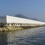 地域水産物供給基盤整備工事(18-1工区) / 平成18年 11月